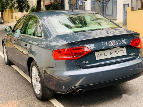 Used Audi A4 2009 AT for sale in Nagar