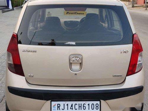 Used Hyundai I10 Magna, 2009 MT for sale in Jaipur