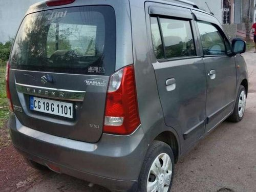 Used Maruti Suzuki Wagon R VXI 2011 MT for sale in Bhilai