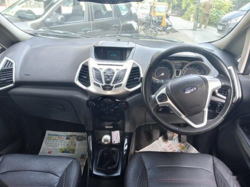 Ford EcoSport 1.5 Petrol Titanium 2015 MT for sale in Chennai-4