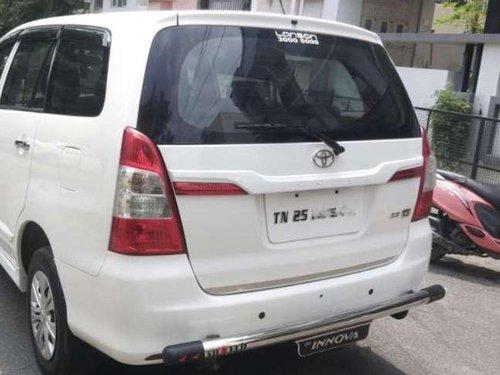 Toyota Innova 2.5 GX 8 STR 2016 MT in Tiruvannamalai