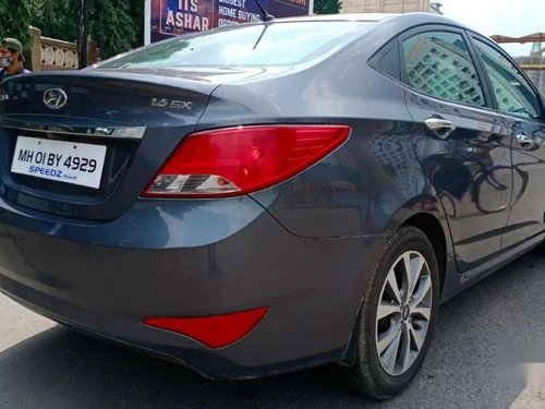 Used 2015 Hyundai Verna MT for sale in Thane