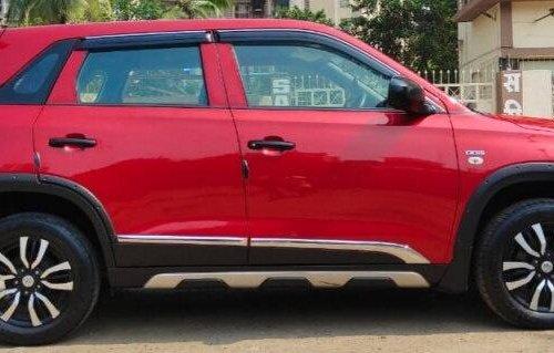Used Maruti Suzuki Vitara Brezza 2017 MT for sale in Mumbai