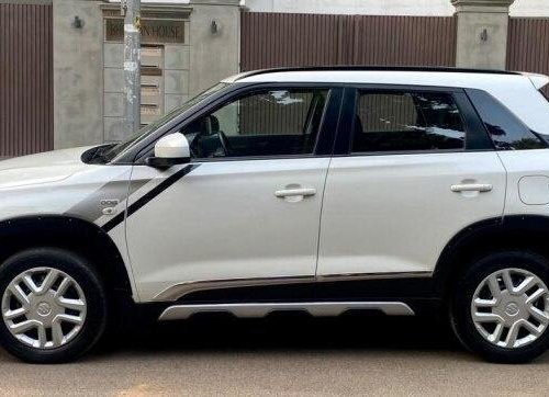 Used 2018 Maruti Suzuki Vitara Brezza MT for sale in New Delhi
