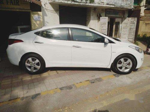 Hyundai Elantra 1.6 SX 2012 MT in Ahmedabad