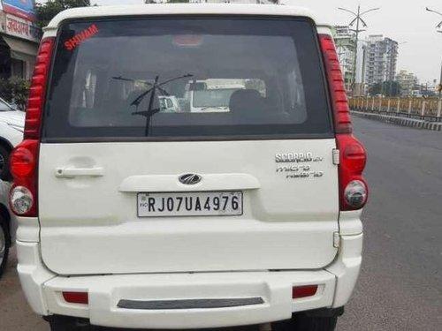 Used Mahindra Scorpio 2013 MT for sale in Jaipur