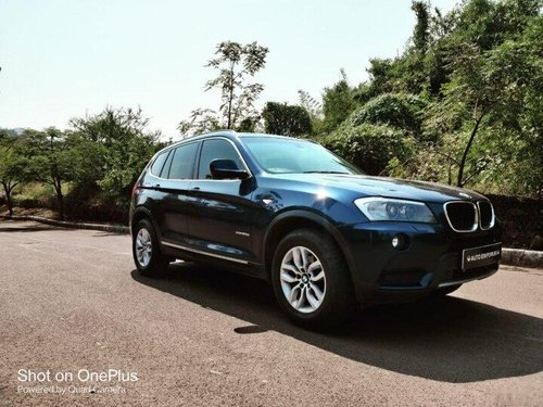 Used 2013 BMW X3 AT for sale in Nashik