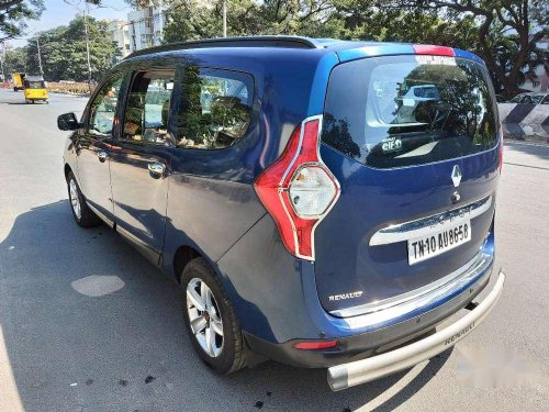 Used Renault Lodgy 85 PS RXL, 2015 MT for sale in Chennai