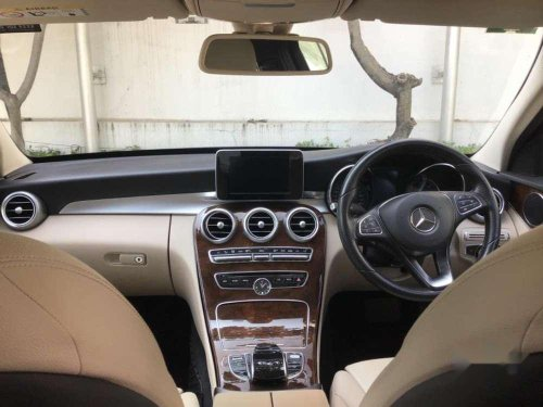 Used Mercedes Benz C-Class 220 2016 AT for sale in Pune