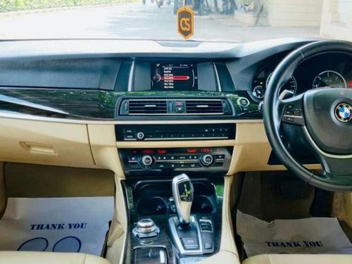 BMW 5 Series 520d Luxury Line 2015 AT for sale in Ahmedabad