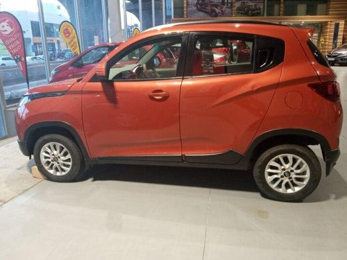 Used Mahindra KUV100 NXT 2017 MT for sale in Chennai