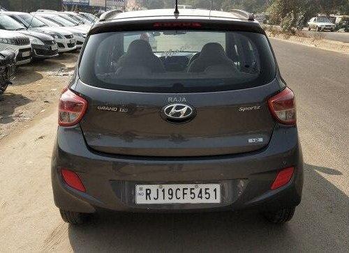 Hyundai i10 Sportz 2016 MT for sale in Jaipur