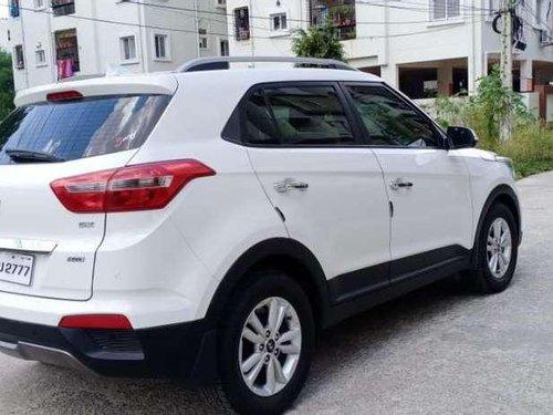 Used Hyundai Creta 1.6 SX Plus, 2015 AT for sale in Hyderabad