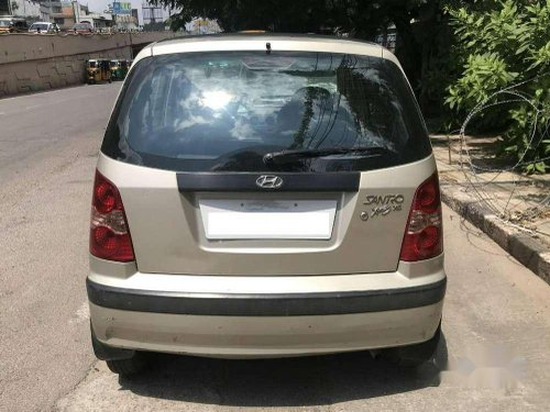 Used Hyundai Santro Xing XO 2005 MT for sale in Hyderabad