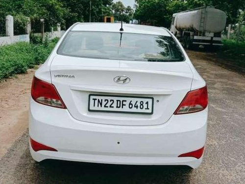 Used Hyundai Verna 1.6 CRDI 2017 MT for sale in Chennai