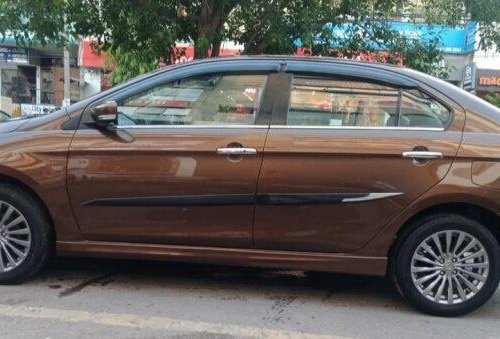 Used Maruti Suzuki Ciaz 2017 MT for sale in New Delhi-1