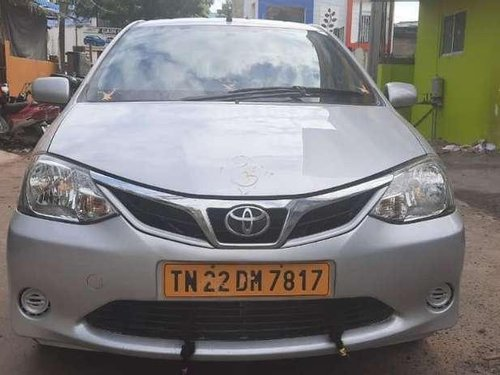 Used Toyota Etios 2018 MT for sale in Chennai