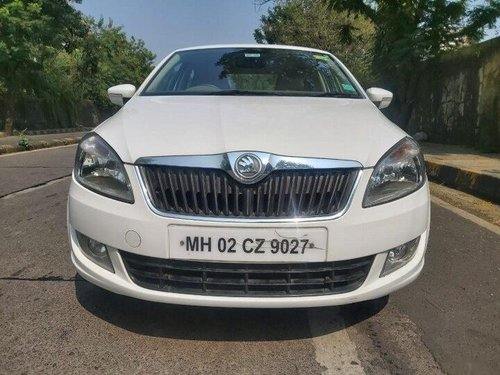 Skoda Rapid 1.6 MPI Ambition Plus 2013 MT for sale in Mumbai-2