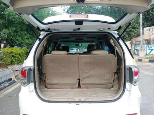 2012 Toyota Fortuner MT for sale in Hyderabad