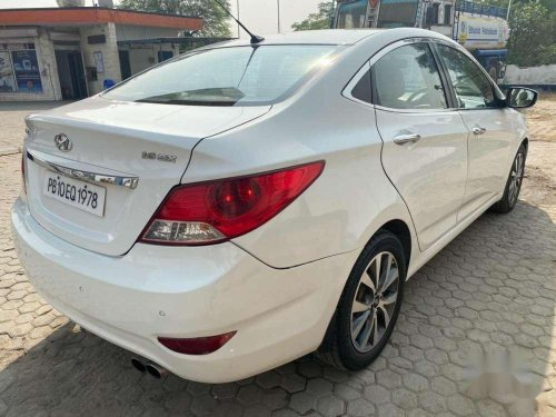 Used 2014 Hyundai Verna MT for sale in Jalandhar