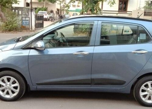Used Hyundai Grand i10 2015 AT for sale in Ahmedabad