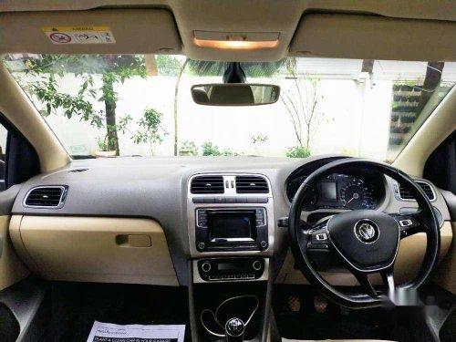 Used 2017 Volkswagen Vento MT for sale in Kochi