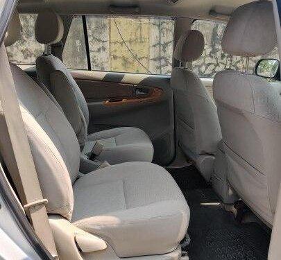 Used Toyota Innova 2.5 VX 7 STR 2010 MT for sale in Mumbai