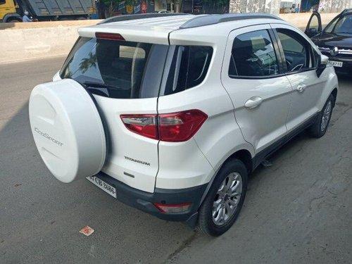 Ford EcoSport 1.5 Petrol Titanium 2015 MT for sale in Chennai