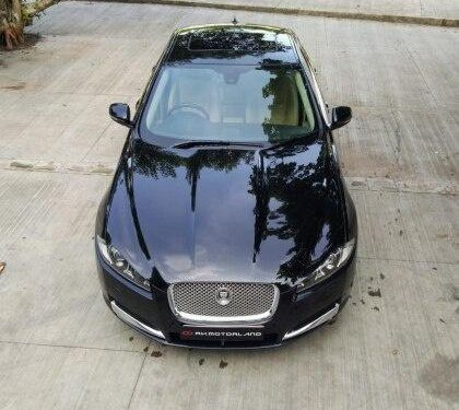 Used Jaguar XF 2.2 Litre Luxury 2013 AT for sale in Ahmedabad