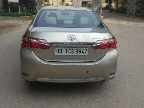 Used Toyota Corolla Altis GL 2015 MT for sale in Gurgaon
