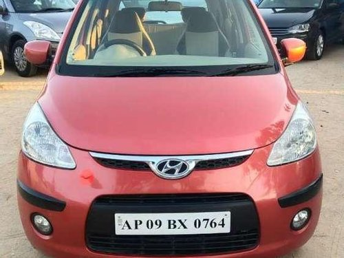 Hyundai i10 Asta 1.2 2010 MT for sale in Hyderabad