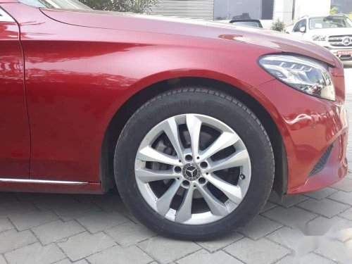 Used Mercedes Benz C-Class 2018 AT for sale in Pune