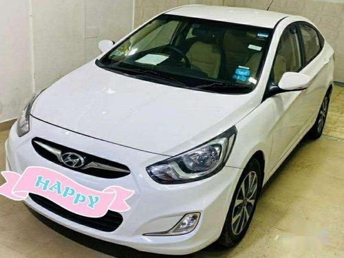 2013 Hyundai Fluidic Verna MT for sale in Nagar