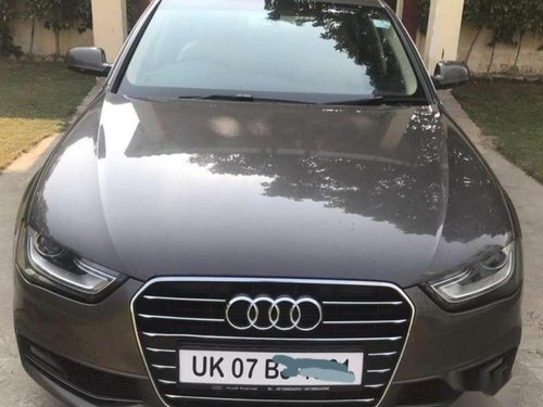 Used Audi A4 2015 AT for sale in Kanpur