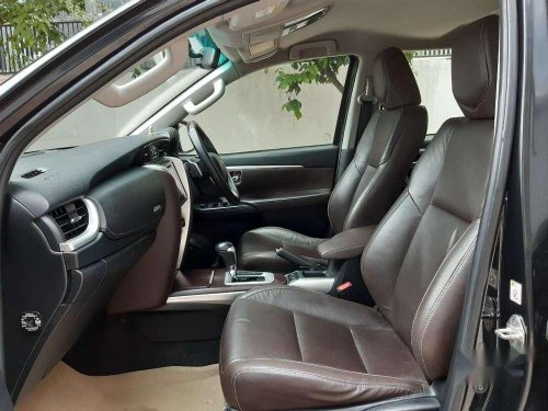 Toyota Fortuner 2.8 4X2, 2017, AT for sale in Hyderabad