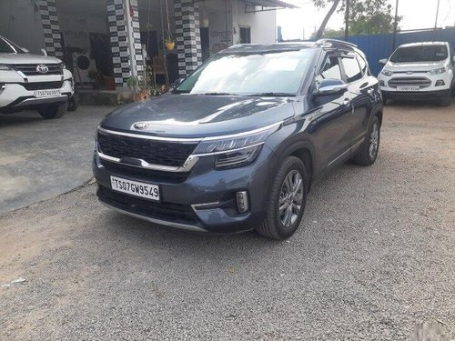 Used 2019 Kia Seltos MT for sale in Hyderabad