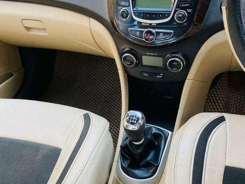 Used 2012 Hyundai Verna MT for sale in Bhilai