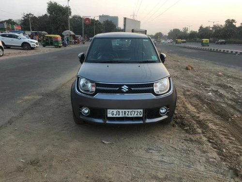 Used Maruti Suzuki Ignis 2017 AT for sale in Ahmedabad