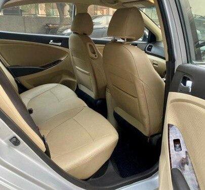 Used Hyundai Verna 2015 MT for sale in New Delhi