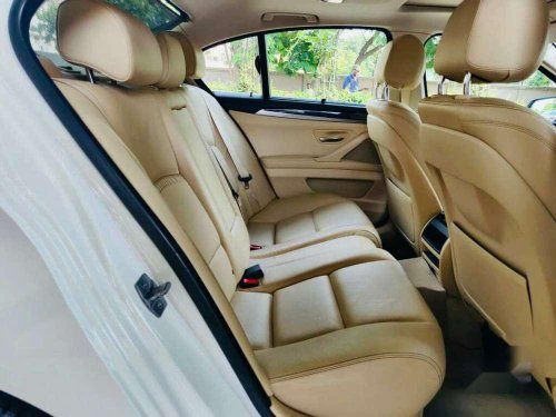 BMW 5 Series 520d Luxury Line 2015 AT for sale in Ahmedabad -11