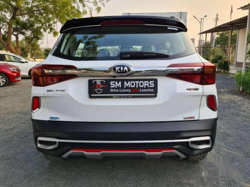 KIA Seltos GTX Plus, 2020, AT for sale in Ahmedabad