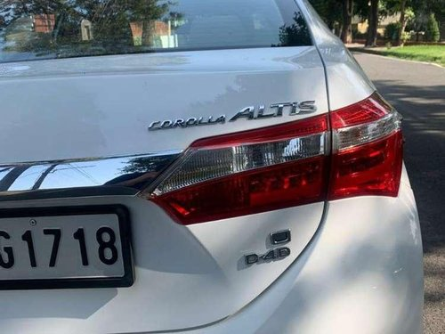 Used Toyota Corolla Altis 2016 MT for sale in Chandigarh