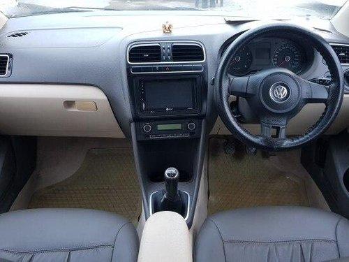 2012 Volkswagen Vento Petrol Highline MT for sale in Pune