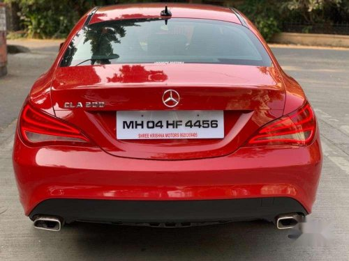 2016 Mercedes Benz CLA AT for sale in Mumbai