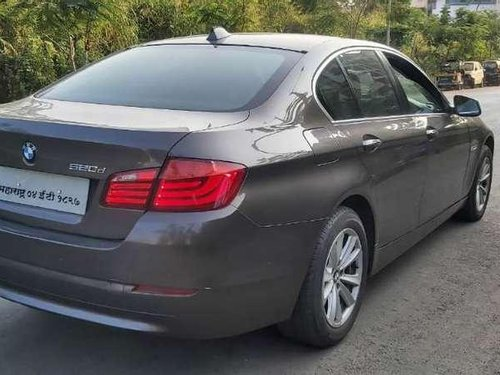 Used 2011 BMW 5 Series AT for sale in Mira Road