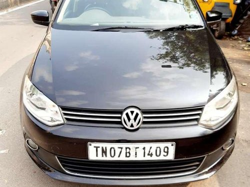 Volkswagen Vento Comfortline, 2012, Diesel MT in Chennai