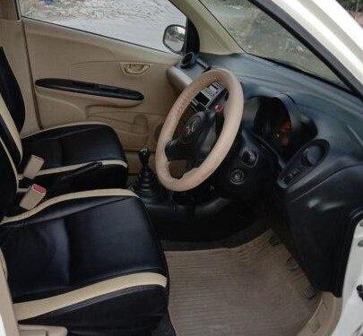 Honda Amaze S i-Vtech 2014 MT for sale in New Delhi