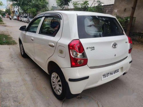 Used 2015 Toyota Etios Liva GD MT for sale in Hyderabad