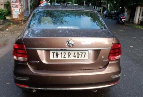 2016 Volkswagen Vento 1.5 TDI Highline AT in Chennai