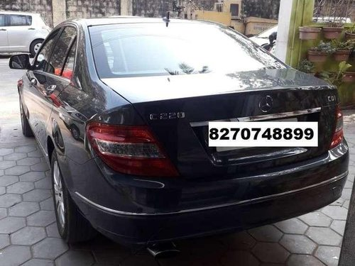 Used Mercedes Benz C-Class 2010 AT for sale in Tiruppur